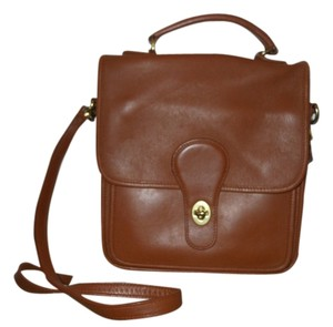 Croft & Barrow Leather Cross Body Bag