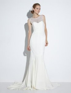 Nicole Miller Bridal Lily Bridal Wedding Gown Lq10000 Size 8 Retail $2600 Wedding Dress
