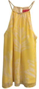 Lilly Pulitzer for Target Top Yellow
