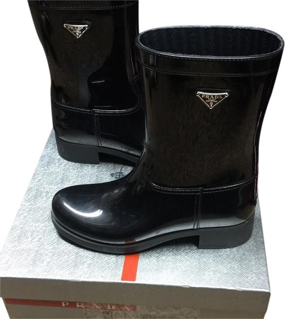 Item - Rubber Boots/Booties Size US 8 Regular (M, B)