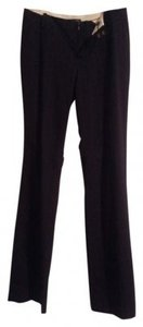 Banana Republic Trouser Pants Navy Pin Stripe