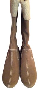Hush Puppies Tan Boots