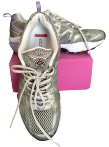 Ecco Sneaker Trainer Gym Lilac Lavender Plantar Fasciitis Plantar Support Plantar Sport Trainer Gym Running White Lilac Athletic