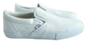 Vans Leather White Athletic