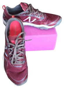 New Balance Vibram Wine Oxblood Sneaker Gym Trainer Minimus Minimus Burgandy Athletic