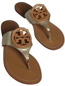 Tory Burch PLATINUM BLOND TAN Sandals