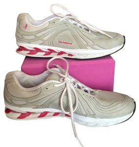 New Balance Breast Cancer Trainer White/Pink Athletic