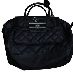 Guess Satchel in Black