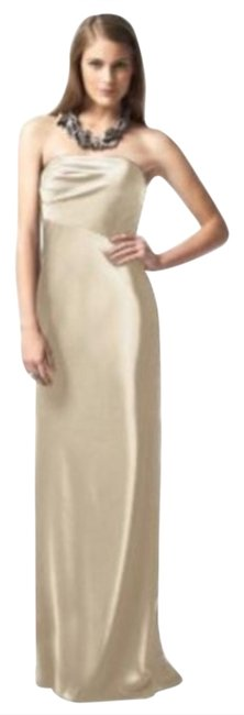 Preload https://item5.tradesy.com/images/dessy-beige-2843formal-dresspalomino14-long-night-out-dress-size-14-l-942954-0-0.jpg?width=400&height=650