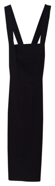 Preload https://img-static.tradesy.com/item/9430624/dolce-and-gabbana-black-perfect-mid-length-cocktail-dress-size-6-s-0-1-650-650.jpg