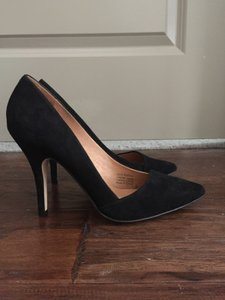 Madewell Heels Black Pumps