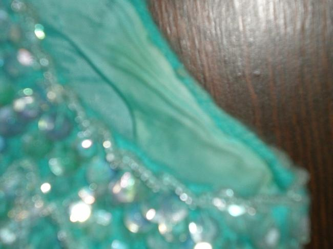 Other Top BEADED TURQUOISE