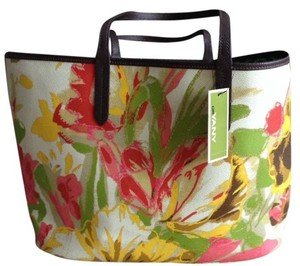 orYANY Color Floral Classic Tote in Multi
