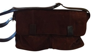 Wilsons Leather Brown Messenger Bag