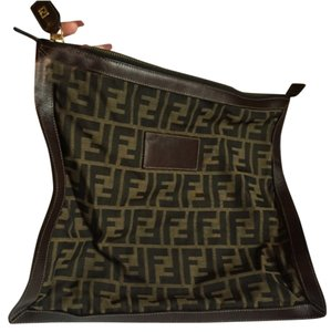 Fendi Zucca Clutches - Up to 70% off at Tradesy 3f52303ad7dce