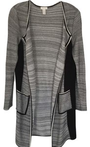 Chico's Tunic Length Sweater Blazer Cardigan