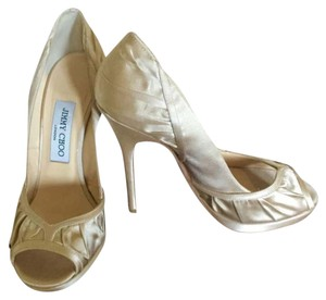 Jimmy Choo Cream/beige Formal
