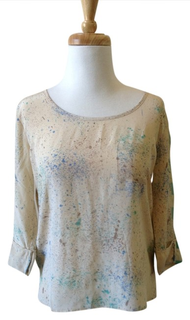 Preload https://item2.tradesy.com/images/maison-scotch-cream-patterned-by-blouse-size-petite-4-s-943351-0-0.jpg?width=400&height=650