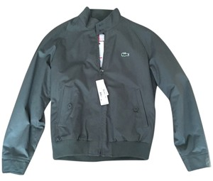 Lacoste Coat Men Green Jacket
