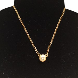 Bailey Banks Biddle Bailey Banks and Biddle Bezel-set Diamond Necklace