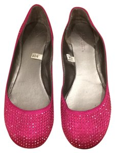 Xhilaration Hot pink Flats