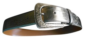 Ralph Lauren Gold Italian Leather Belt Gorgeous Lauren Ralph Lauren