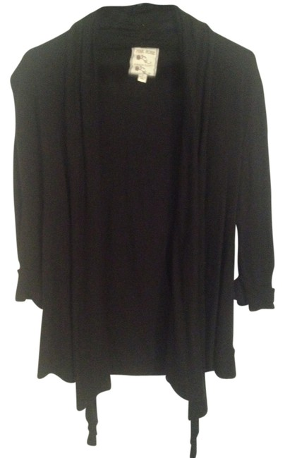 Item - Black Sweater Cardigan Size 4 (S)