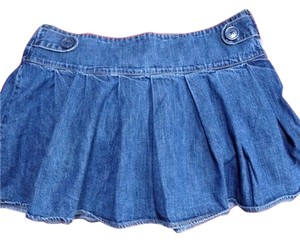 Old Navy Mini Skirt Denim