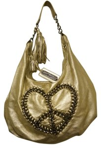 Betsey Johnson Chain Tassel Shoulder Bag