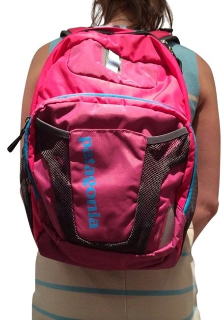Item - Pink Backpack