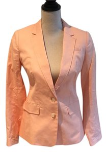 Banana Republic Peach Blazer
