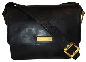 Perlina Leather Cross Body Bag
