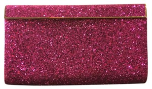 Jimmy Choo Pink Clutch