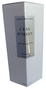 Issey Miyake L'Eau D'Issey By Issey Miyake For Women