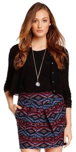 Weston Wear Mini Pockets Mini Skirt Aztec Jacquard