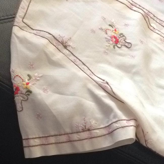 Daffodil Vintage Asian Embroidered Top