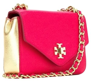 Tory Burch Kira Mini Chain Clutch Cross Body Bag