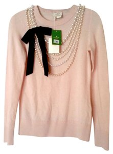 Kate Spade New Wool Cashmere Pearl Sweater