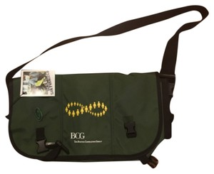 Other Military Green Messenger Bag