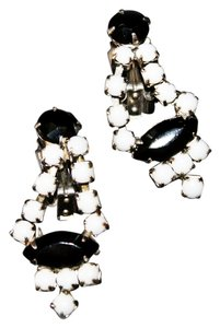 Black Macy S Wedding Earrings Up To 90 Off At Tradesy
