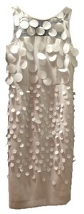 Anthropologie Wedding Engagement Party Sheath Fitted Dress