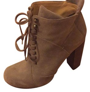 Nine West Taupe/gray Boots