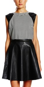 CLIQUE COUTURE Mini Skirt BROWN