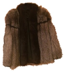 Kingston Lee Fur Coat