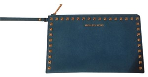 Michael Kors Wristlet in Turquoise
