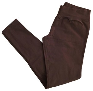 No Boundaries Brown Leggings
