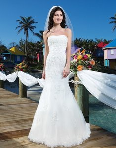 Sincerity Bridal Ivory 3791 Dress