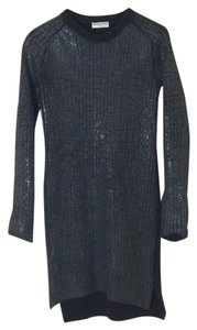 Balenciaga Winter Sweater Couture Dress