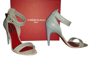 Charles Jourdan Blue/mint Formal