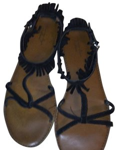 American Eagle Outfitters Blac Sandals